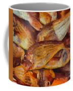 A Good Catch Of Fish Coffee Mug