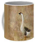 A Goose Is A Goose Coffee Mug by Betty LaRue