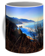 A Gorgeous Morning On The Pacific Coffee Mug