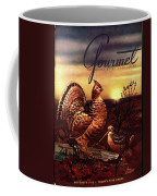 A Gourmet Cover Of A Turkey Coffee Mug