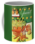 A Gourmet Cover Of Dandelion Salad Coffee Mug