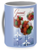 A Gourmet Cover Of Melon Balls Coffee Mug