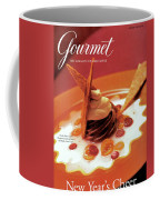 A Gourmet Cover Of Moch Mousse Coffee Mug