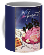 A Gourmet Cover Of Mousse Coffee Mug