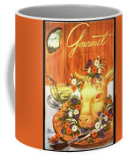 A Gourmet Cover Of Tete De Veau Coffee Mug