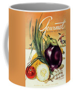 A Gourmet Cover Of Vegetables Coffee Mug