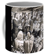 A Great Day In The Usa Coffee Mug by CL Doughty