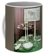 A Green Table Coffee Mug