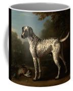A Grey Spotted Hound Coffee Mug