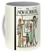 Straphangers Coffee Mug