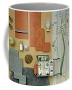 A Group Of Household Objects Coffee Mug