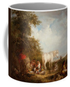 A Gypsy Scene Coffee Mug