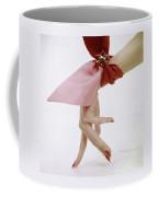 A Hand With A Wrist Scarf Coffee Mug by Clifford Coffin
