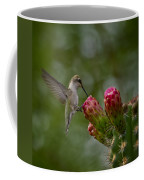 A Happy Little Hummer  Coffee Mug