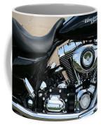 A Harley In Arlington Coffee Mug
