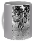 A Hawaiian With Coconuts Coffee Mug