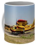 A Hellenic Air Force Canadair Cl-215 Coffee Mug