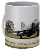 A Hellenic Air Force F-4e Phantom Coffee Mug