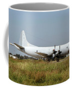 A Hellenic Navy P-3 Orion Aew Aircraft Coffee Mug