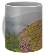 A High Point On Signal Hill National Historic Site In Saint John's-nl Coffee Mug