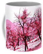 A Hint Of Pink Coffee Mug