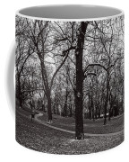 A Hint Of Winter Coffee Mug