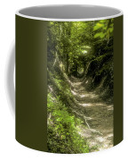 A Hole In The Forest Coffee Mug by Bob Phillips