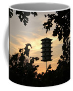 A Home Among The Trees Coffee Mug by Jean Goodwin Brooks