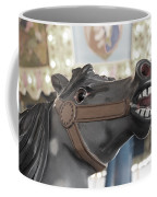 A Horse Named Bolt Coffee Mug