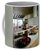 A House At Quantuck Bay Coffee Mug