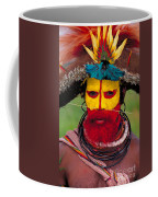 A Huli Man Coffee Mug