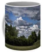 A July Cold Front Rolling By Coffee Mug