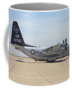 A Kc-130j Hercules At Marine Corps Air Coffee Mug