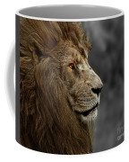 A King's Look Coffee Mug