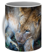 A King's Slumber Coffee Mug
