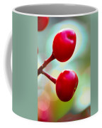 A Kiss Of Spring    A Promise Of Summer Coffee Mug