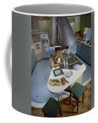 A Kitchen Designed By Ralph & Jane Bonnell Coffee Mug