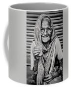 A Lady And Her Chai IIi Coffee Mug