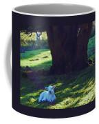 A Lamb In Wales Coffee Mug