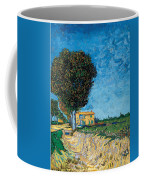 A Lane Near Arles Coffee Mug