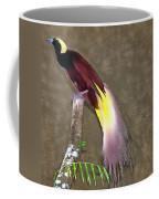 A Large Bird Of Paradise Coffee Mug