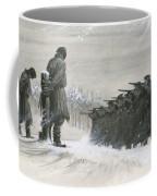 A Last Minute Reprieve Saved Fyodor Dostoievski From The Firing Squad Coffee Mug