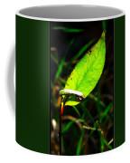 A Leaf... Coffee Mug