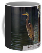 A Leg To Stand On Coffee Mug