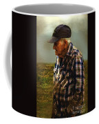 A Lifetime In The Fields Coffee Mug by RC deWinter