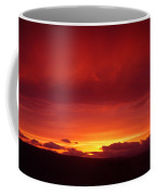 A Light In The Clouds  Coffee Mug
