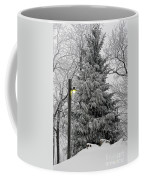 A Light Snow Coffee Mug