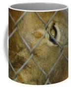 A Lions Eye Coffee Mug