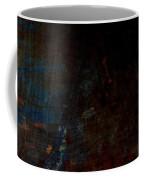 A Little Blue Coffee Mug
