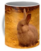 A Little Bunny Coffee Mug